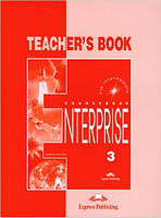 Enterprise 3 Teacher's Book (книга для учителя)