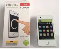 Моб. Телефон T6 Facetel Andr. 3.5'' 1н (50), качественная техника