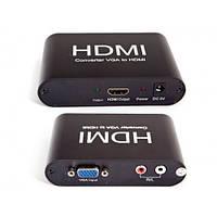 Конвертер видеосигнала VGA в HDMI