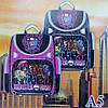 Школьный ранец для девочек Ортопедический CR А5 (35х35см.), фото 2