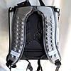 Школьный ранец для девочек Ортопедический CR А5 (35х35см.), фото 4