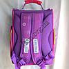 Школьный ранец для девочек Ортопедический 40215B (35х30см.), фото 3