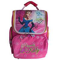Школьный ранец для девочек Ортопедический 40215A (35х30см.)