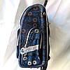 Школьный ранец для мальчиков Ортопедический Трансформер 12583-5 (35x35см), фото 2