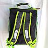 Школьный ранец для мальчиков Ортопедический 40215D (35х30см.), фото 3