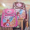 Школьный ранец для девочек Ортопедический CR А4 (35х35см.), фото 2