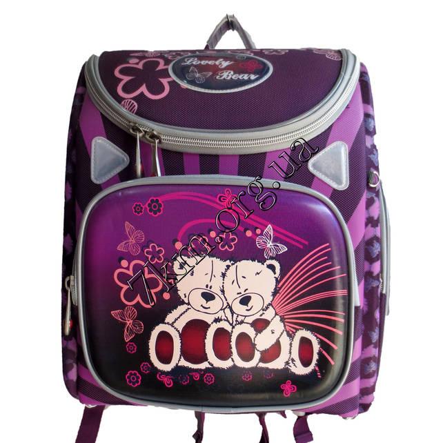 Школьный ранец для девочек Ортопедический CR А2 (35х35см.)