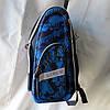 Школьный ранец для мальчиков Ортопедический Трансформер 12583-9 (35x35см), фото 2