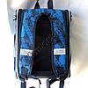 Школьный ранец для мальчиков Ортопедический Трансформер 12583-9 (35x35см), фото 3