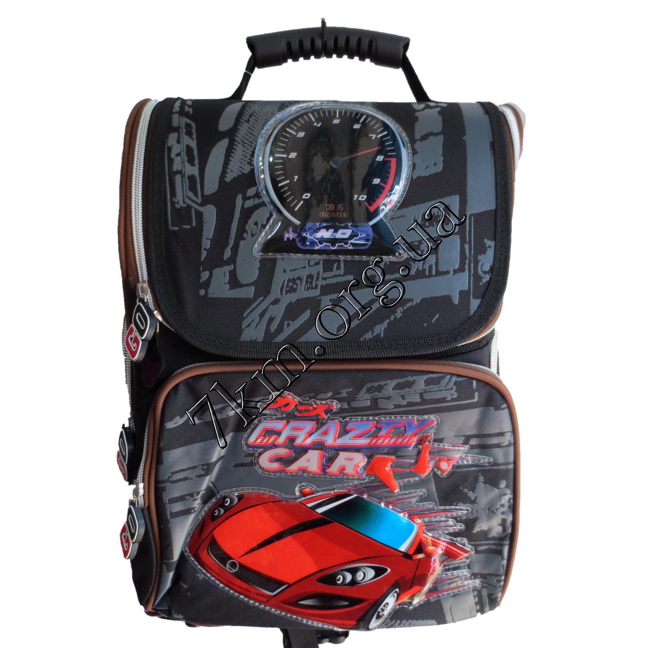 Школьный ранец для мальчиков Ортопедический 40215E (35х30см.)