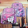 Школьный ранец для девочек Ортопедический CR А1 (35х35см.), фото 2