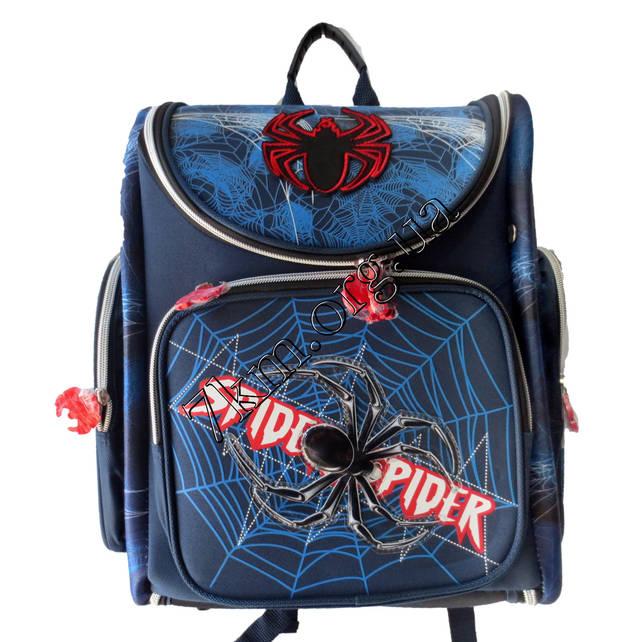 Школьный ранец для мальчиков Ортопедический Трансформер 12583-7 (35x35см)