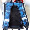 Школьный ранец для мальчиков Ортопедический Трансформер 12583-7 (35x35см), фото 3