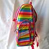 Школьный ранец для девочек Ортопедический Трансформер 12583-2 (35x35см), фото 2