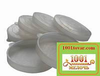 Крышка пластмассовая белая СКО І-82, пищевая