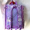 Школьный ранец для девочек Ортопедический Трансформер 12583-11 (35x35см), фото 3
