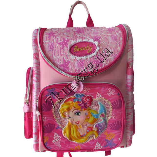 Школьный ранец для девочек Ортопедический Трансформер 12583-14 (35x35см)