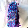 Шкільний ранець для дівчаток Ортопедичний Трансформер 12583-13 (35х35см), фото 2