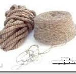 Веревка льняная для декора деревянного дома диам. 30 мм (в бобинах по 50 м.п.)