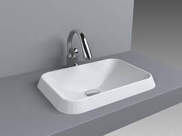 Мебельная раковина Fancy Marble Albena 450x320