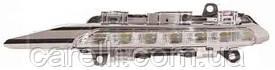 Противотуманная фара левая Mercedes 204 07-11