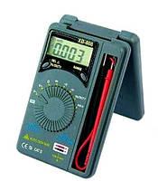Цифровой мультиметр (тестер) автомат XB-868 карманный, фото 1