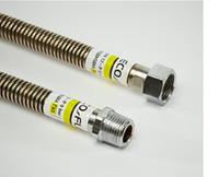 "Шланг газовый Eco-Flex 0,4m, 1/2"" дюйма, резьба ВН, фото 1"