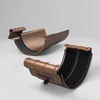Хомут желоба BJ ROOFART Scandic Copper 125 мм