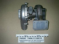 Турбокомпрессор ТКР7С-6 ЕВРО-2 правый (пр-во КамАЗ)