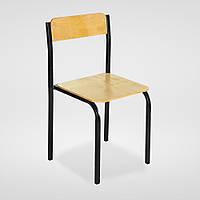 Школьный стул Кадет c прямой фанерой