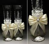 Свадебные бокалы в ассортименте, фото 6