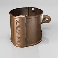 Хомут крепления трубы  BB ROOFART Scandic Copper  150 мм