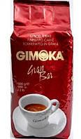 Кофе Gimoka Gran Bar, 20% Арабика, 80% Робуста, Италия, зерно 1кг