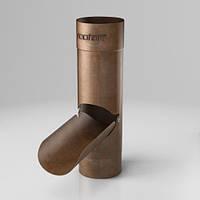 Водосборник EC ROOFART Scandic Copper 125 мм