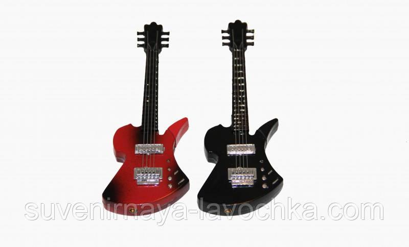 Зажигалка газовая гитара