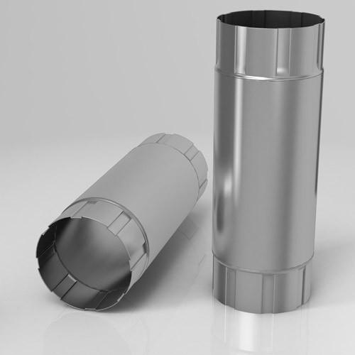 Промежуточная труба PB Roofart Zinc 150 мм