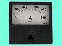 Амперметр М2001-М1 0-500А