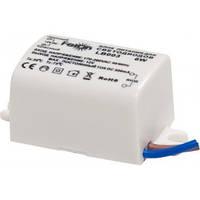 Блок питания розеточный 12В; 0.5А; 6Вт LB003 Код.56832