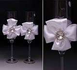 Свадебные бокалы, фото 3