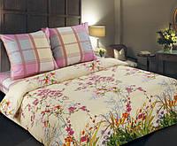 Ткань для постельного белья, поплин Утренний сад