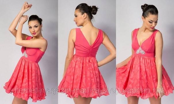 Платье женское корсет