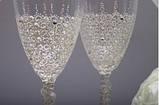 Свадебные бокалы Карамель, фото 2