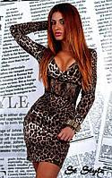 "Платье ""87 - лео Дени"", фото 1"