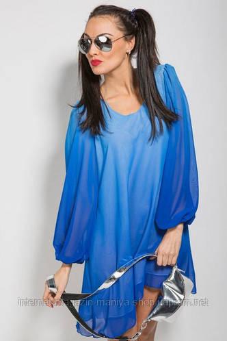 Туника-платье Free Size женское