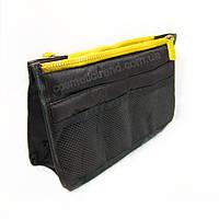 """Органайзер/вкладыш для дамской сумки (""""сумка в сумке"""") Gray (серый)"""