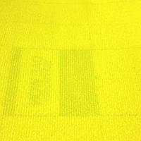 Велкро ткань / VELCRO, Корея, ЖЕЛТАЯ, 57х90 см, фото 1