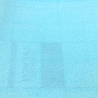 Велкро ткань / VELCRO, Корея, НЕБЕСНО-ГОЛУБАЯ, 45х57 см, фото 1