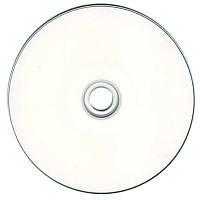 BD-R (Blu-Ray) НР 50Gb 6х Double layer Printable Cake 10