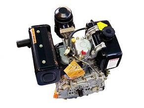 Дизельный двигатель BIZON 178FE, под шлицы (Ф25 мм), фото 2