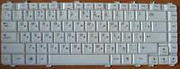 Клавиатура для ноутбука LENOVO (IdeaPad: V460, Y450, Y460, Y550, Y560) rus, white, фото 1
